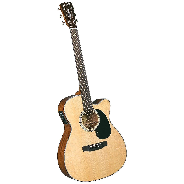 Blueridgeギター 000-size Sitka BR-43CEBUN1 B00GVE4HHG 000-size Sitka アコースティックエレクトリックギターケース付き  000size Sitka