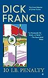 10 lb Penalty (A Dick Francis Novel)