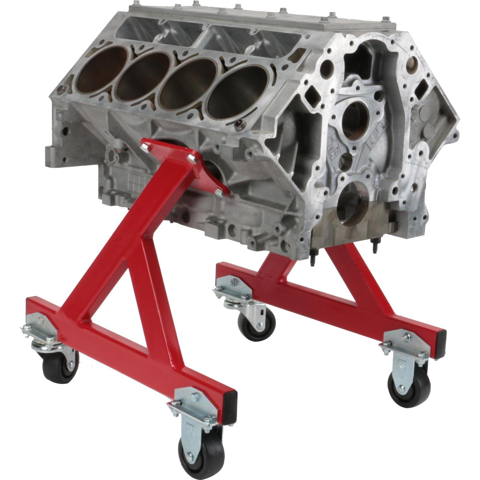 GM Chevy V8 LSx Rolling Engine Storage Stand by Speedway Motors