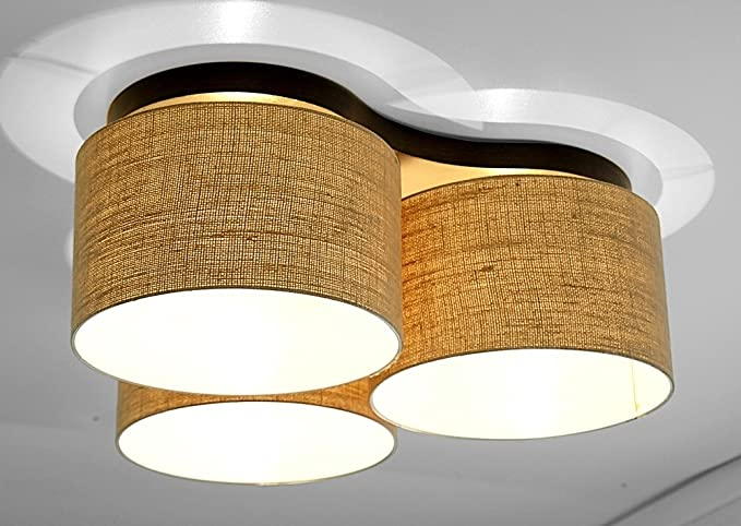 Wero Design Lámpara – Lámpara de techo Malaga -003 Eco