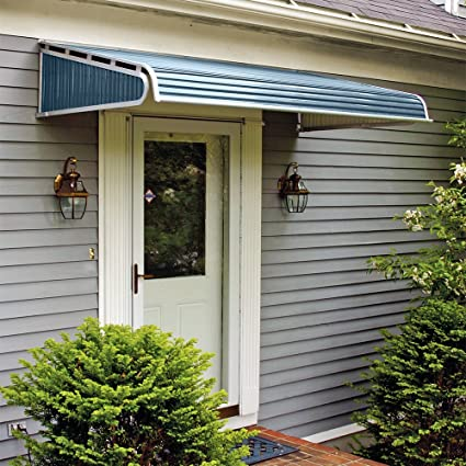 Superieur 1500 Series Aluminum Door Canopy With Sidewings