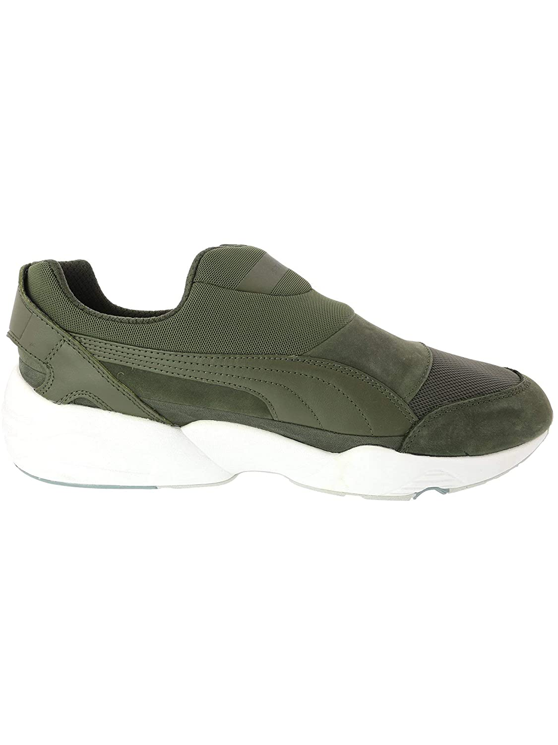 PUMA Select Mens Select x Stampd Trinomic Sock Sneakers