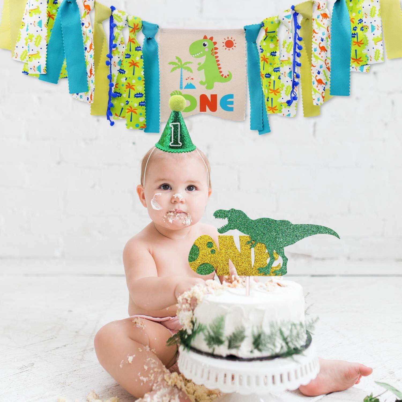 Dinosaur Crown Dinosaur Birthday Crown Baby Birthday Crown Dinosaur Cake Smash Dinosaur Banner Dinosaur Birthday Boy Birthday Crown