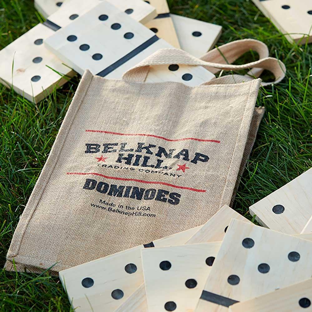 Belknap Hill Trading Post Giant Dominoes Backyard Game by Belknap Hill Trading Post (Image #4)