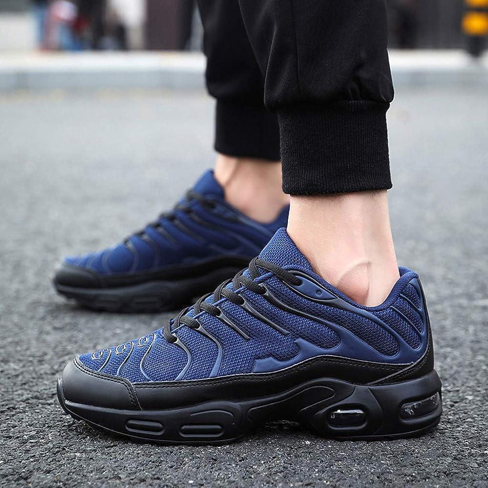 Elegantes Zapatillas Transpirables De Malla para Hombre ...