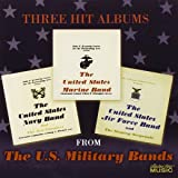 Three Hit Albums From the Us Military Bands