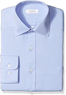 3f6ae228cbc Enro Men's Classic Fit Queens Oxford Dress Shirt at Amazon Men's ...