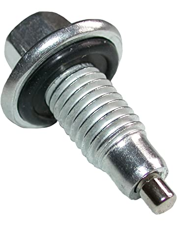 Needa Parts 653096 Oil Drain Plug and Gasket for GM