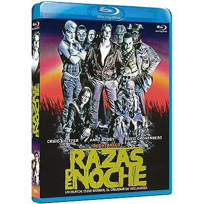 Razas de Noche BD [Edición Extendida] [Blu-ray]