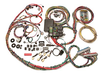 amazon com painless 60617 fuel injection automotive Painless Wiring Diagram