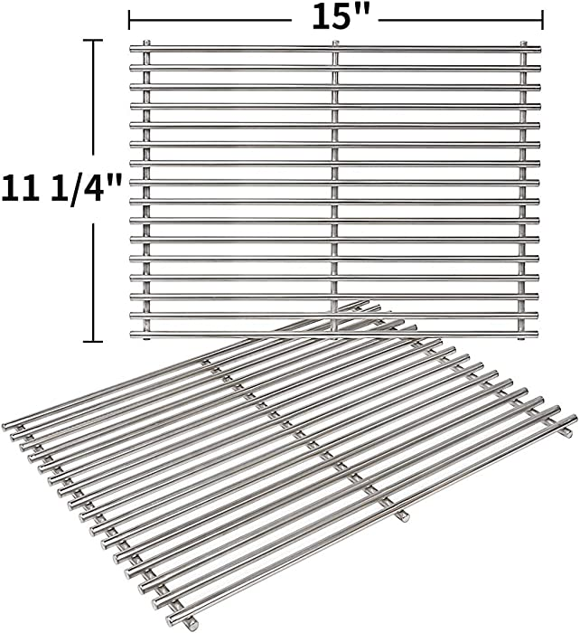 The Best Stainless Steel Grill Grate For Weber Genesis