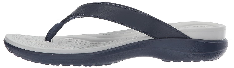 Crocs Damen Damen Crocs Capri V Flip Zehentrenner 3817dc