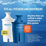 Brita 35557 Replacement Filters for Pitchers and