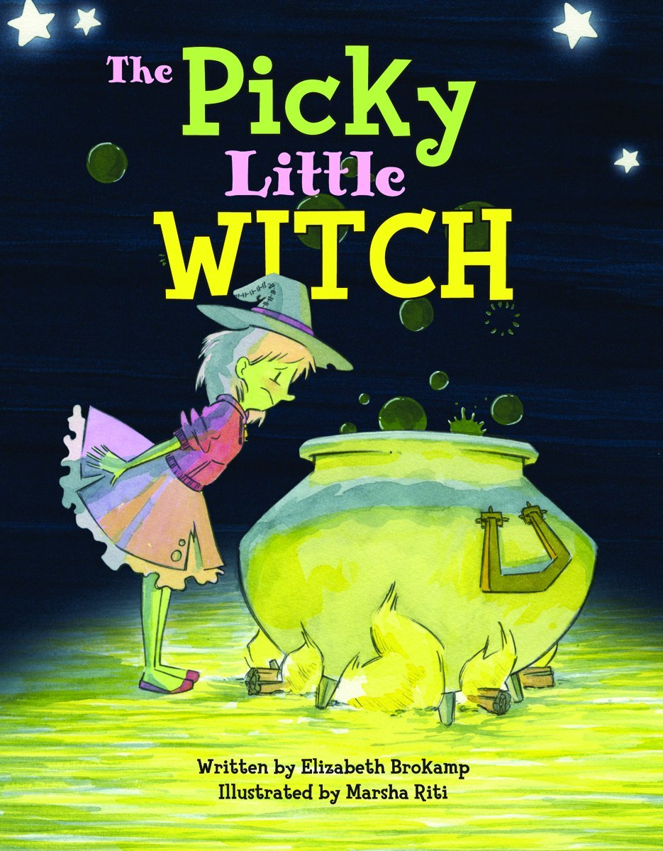 Picky Little Witch, The ebook