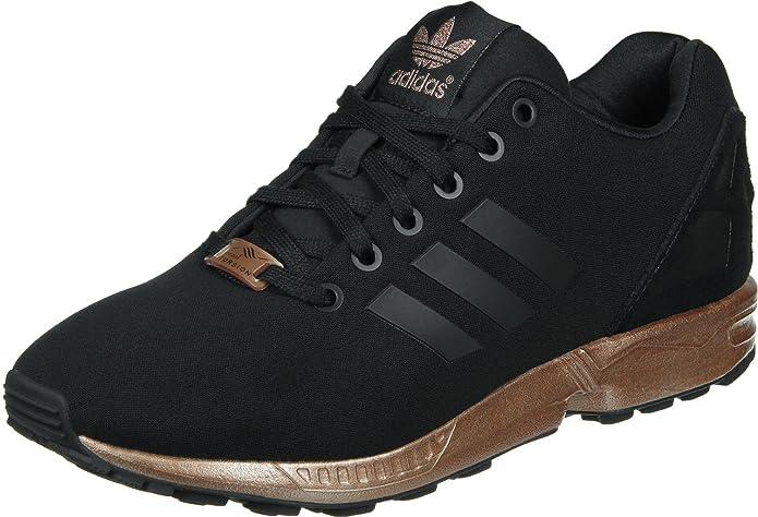 ADIDAS ZX FLUX ROSE GOLD COPPER METALLIC | Schuhe, Sneaker