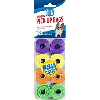 OUT! Dog Waste Pickup Bags