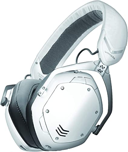 V-Moda Crossfade 2 Wireless Codex Edition with Qualcomm aptX and AAC – Matte White