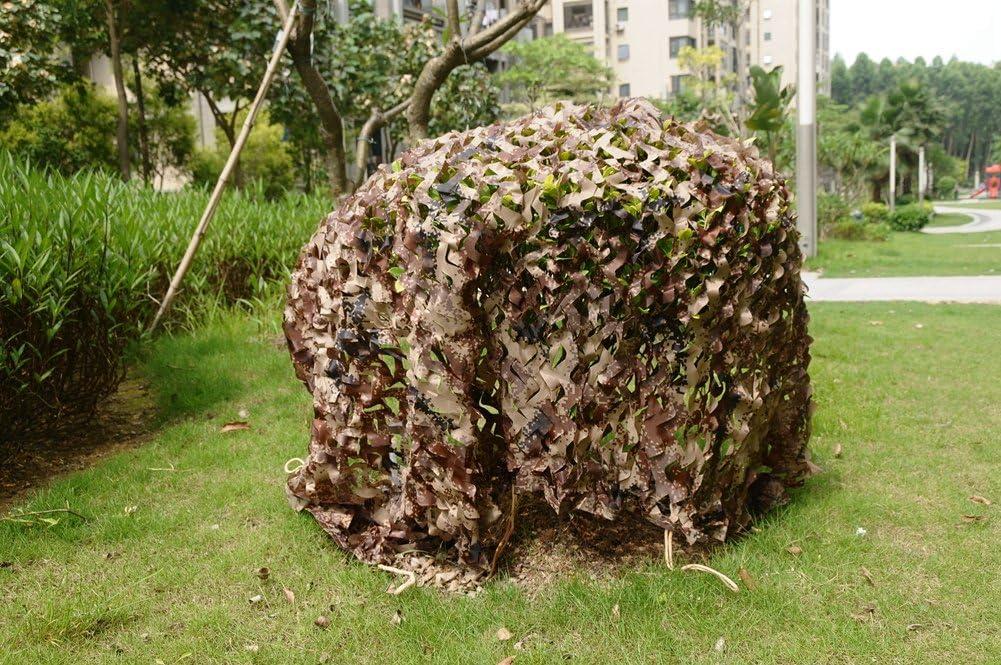 Oarea Filet de Camouflage pour Pare-Soleil Camouflage D/écoration Stores de Chasse