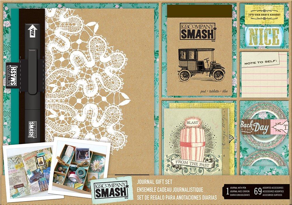 Unbekannt K & Company K und Company 30–678750 Smash Nostalgie Tagebuch Geschenk-Set