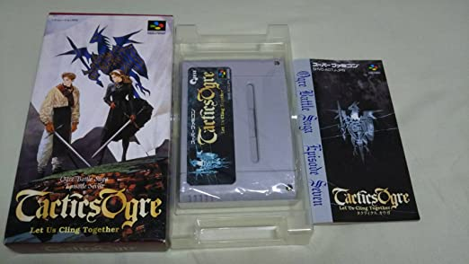 Amazon com: Tactics Ogre: Let Us Cling Together (Japanese