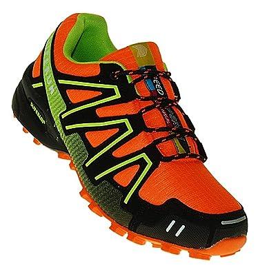 Bootsland 505 Neon Turnschuhe Sneaker Sportschuhe Herren