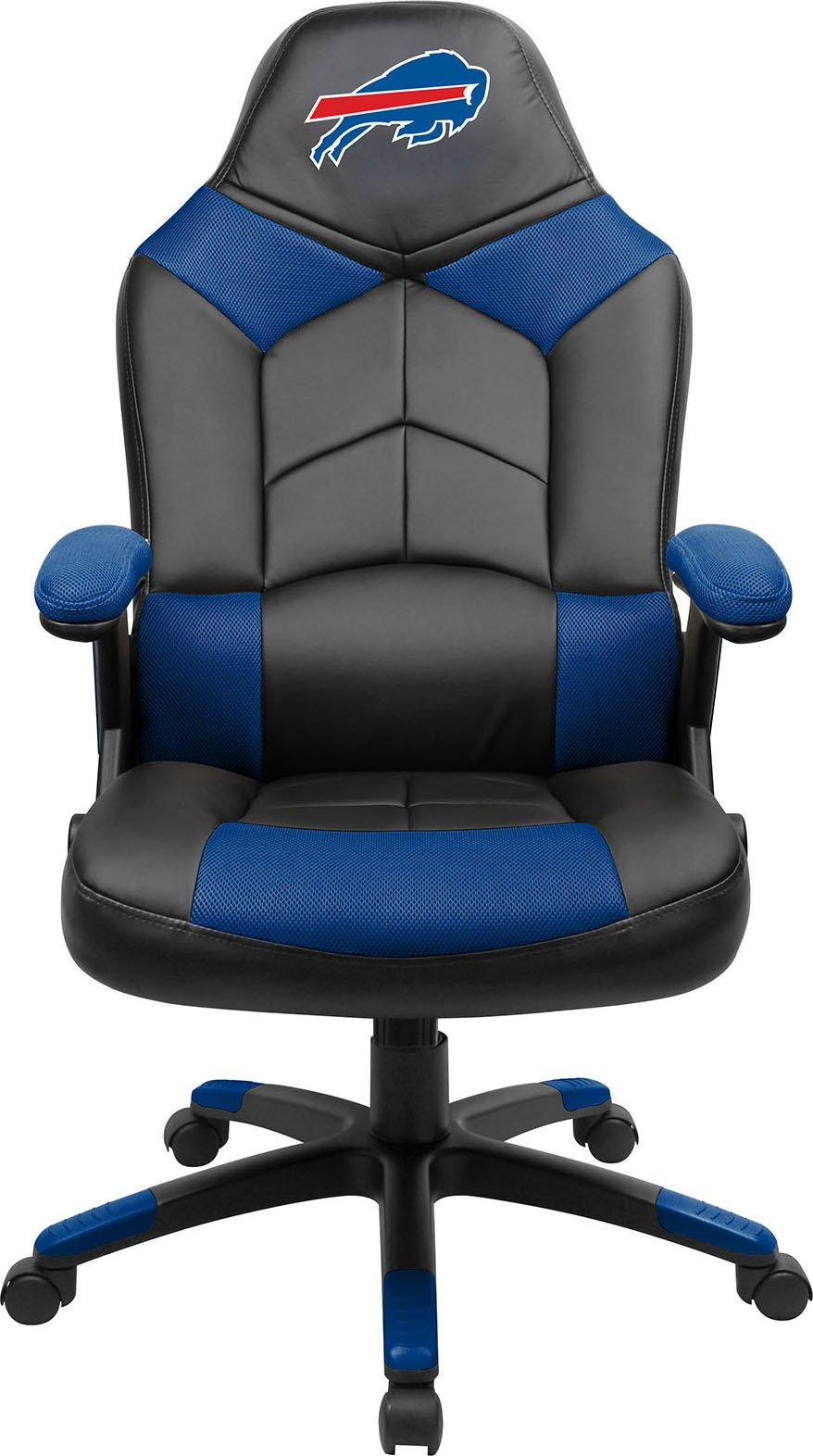 Imperial Officially Licensed NFL Furniture; Oversized Gaming Chairs, Buffalo Bills