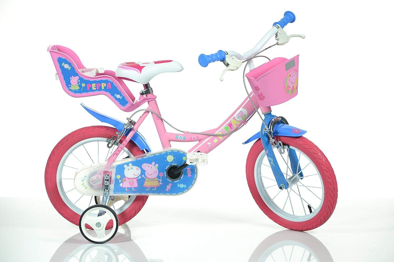 Dino Bikes dino154 N-Pig 35,6 cm Peppa Pig Fahrrad