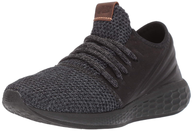 f85f0aa064 New Balance Women's Cruz V2 Fresh Foam Running Shoe Black/Magnet/Nimbus  Cloud 8 D US