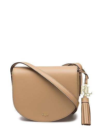 Ralph Lauren Tasche – Caley Mini Saddle Bag Palomino Caramel – in braun,  beige 85e834f160