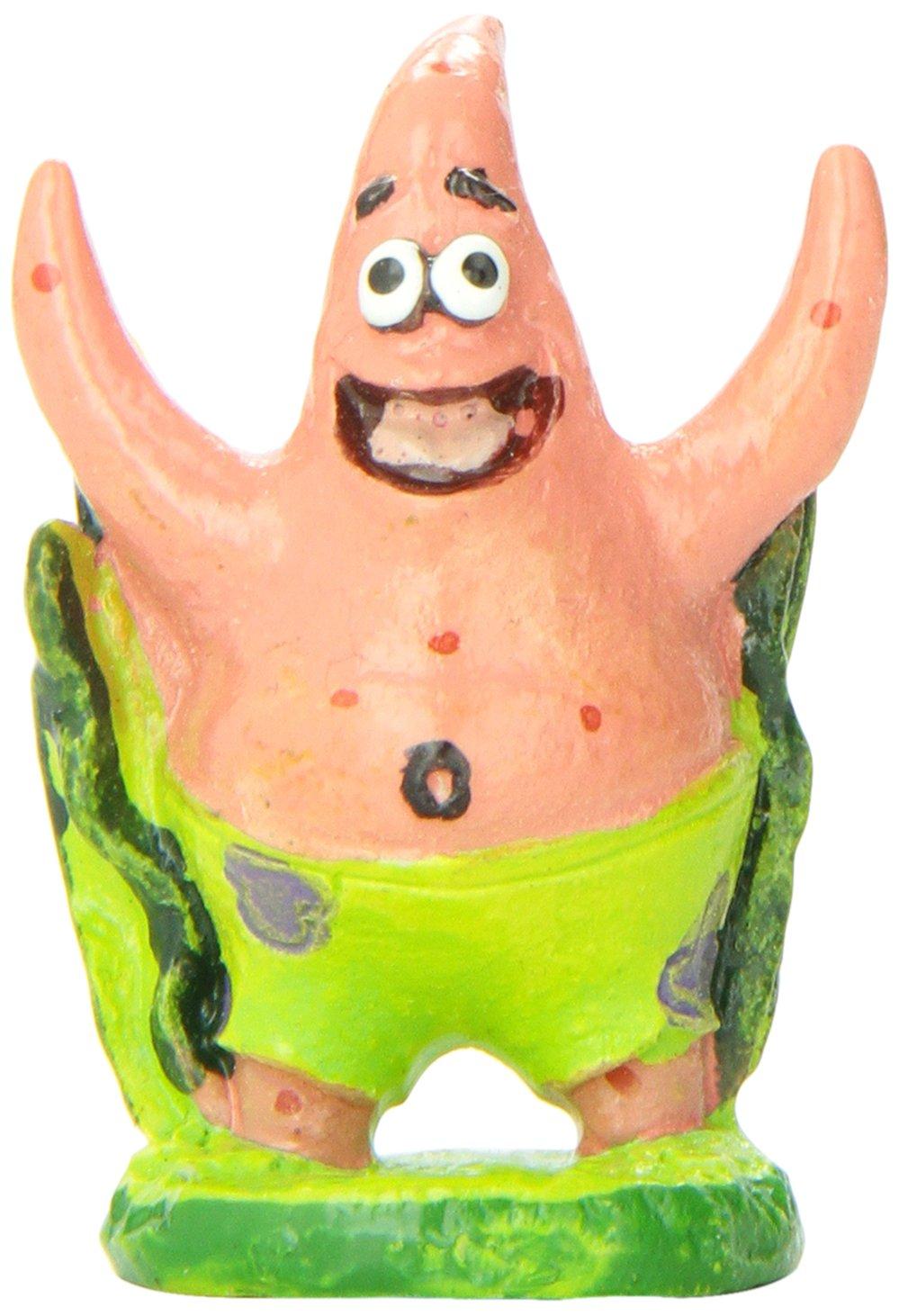 squidword spongebob squarepants aquarium ornament amazon co uk