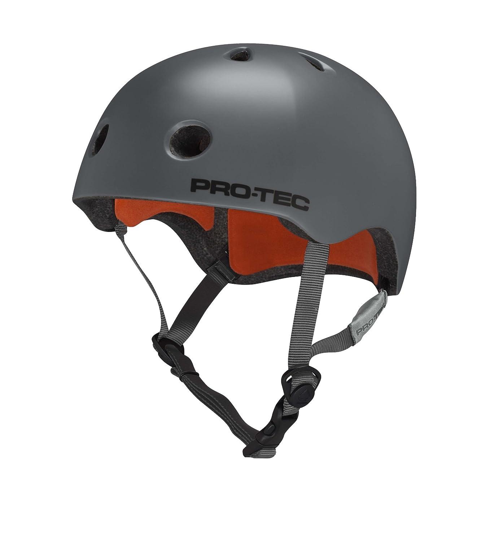 Pro-tec City Lite Casque vélo/roller Gris Matte S   B00IG4GIV2