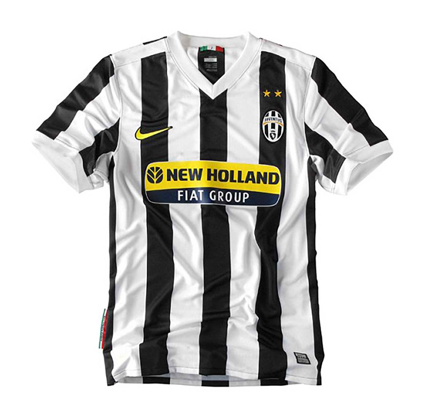 Nike 2011 2012 Juventus Home Football Shirt (Kids) Bambino