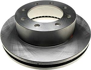 ACDelco 18A1708A Advantage Non-Coated Front Disc Brake Rotor