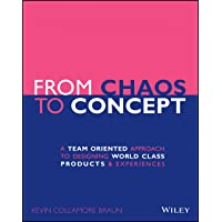From Chaos to Concept: A Team Oriented Approach to Designing World Class Products and Experiences