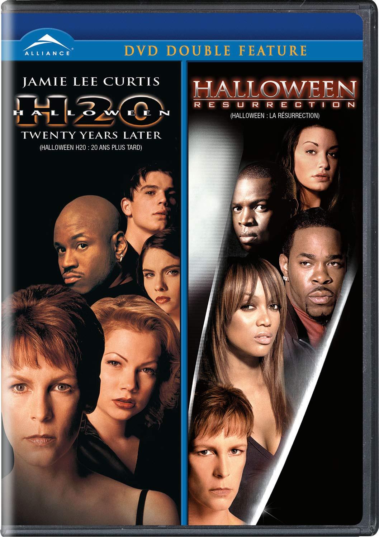 Halloween 2020 Dvd Jamie Lee Curtis Amazon.com: Halloween H20: 20 Years Later / Halloween