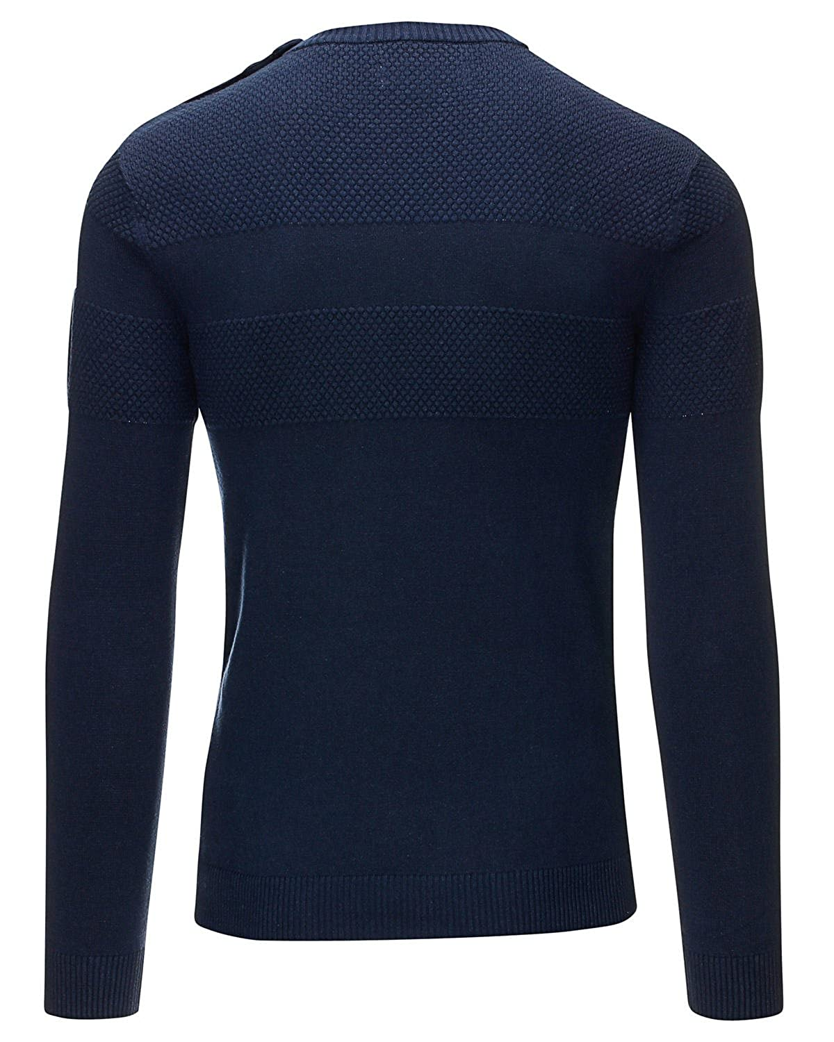 !Solid Men's 6252118 Long Sleeve Jumper