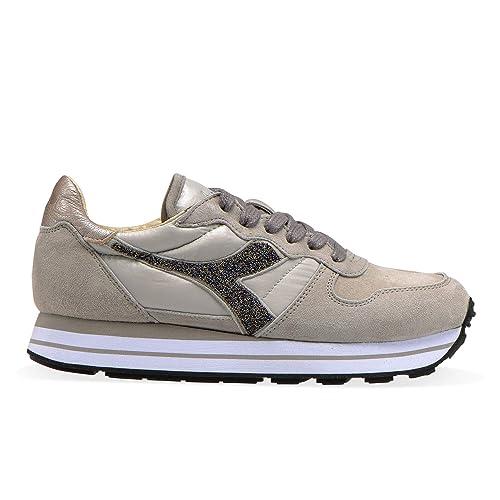 Diadora Heritage - Sneakers Camaro H ITA W for Woman  Amazon.co.uk ... 0baf05bfa23