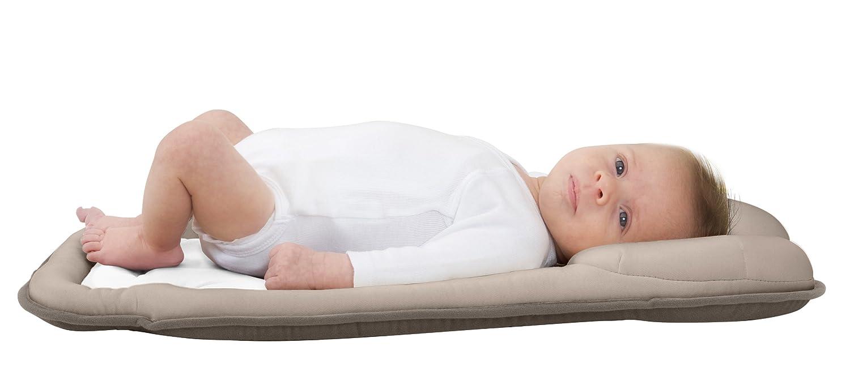 Babymoov Fresh - Cojín morfológico con tejido ventilado
