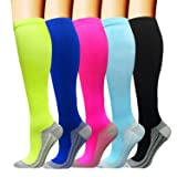 Compression Socks 15-20 mmHg is Best Athletic