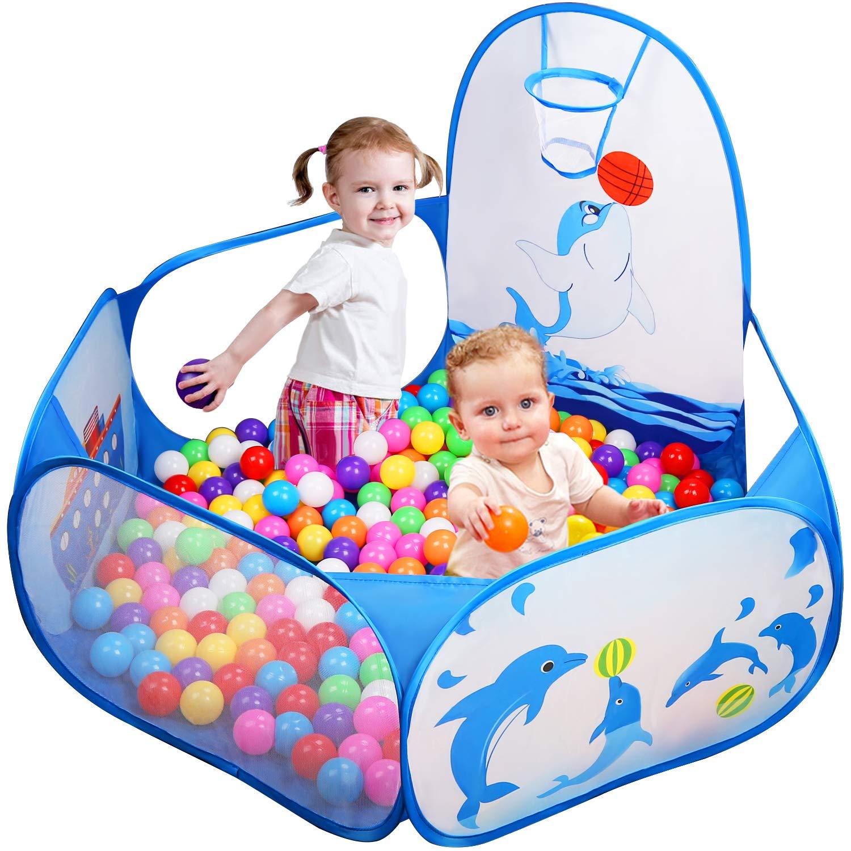 I piu votati nella categoria tende giocattolo recensioni for Amazon piscina con palline