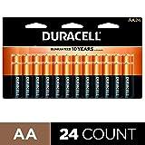 Duracell - CopperTop AA Alkaline Batteries - long