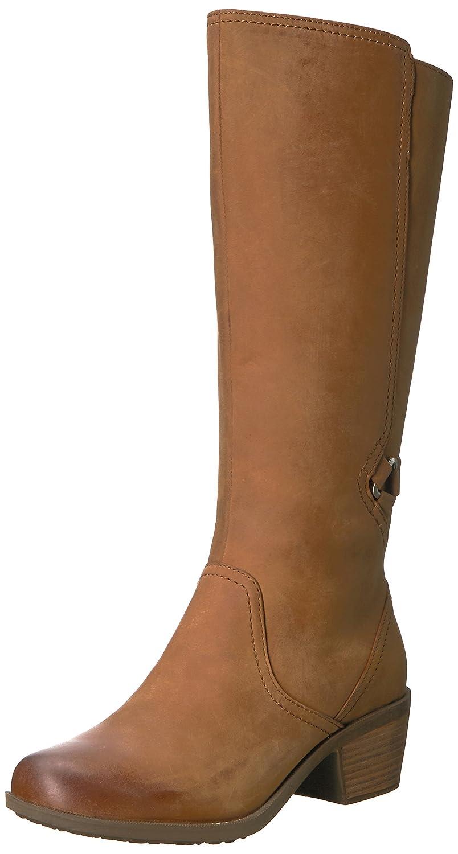 Teva Women's W Foxy Tall Waterproof Boot B01N1U2GAG 10 B(M) US|Brown