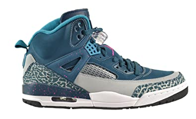 Jordan Spizike Men's Shoes Space Blue/Fusion Pink-Wolf Grey-Tropical Teal  315371