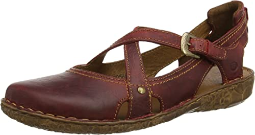Josef Seibel Womens Rosalie 13 Leather Sandals