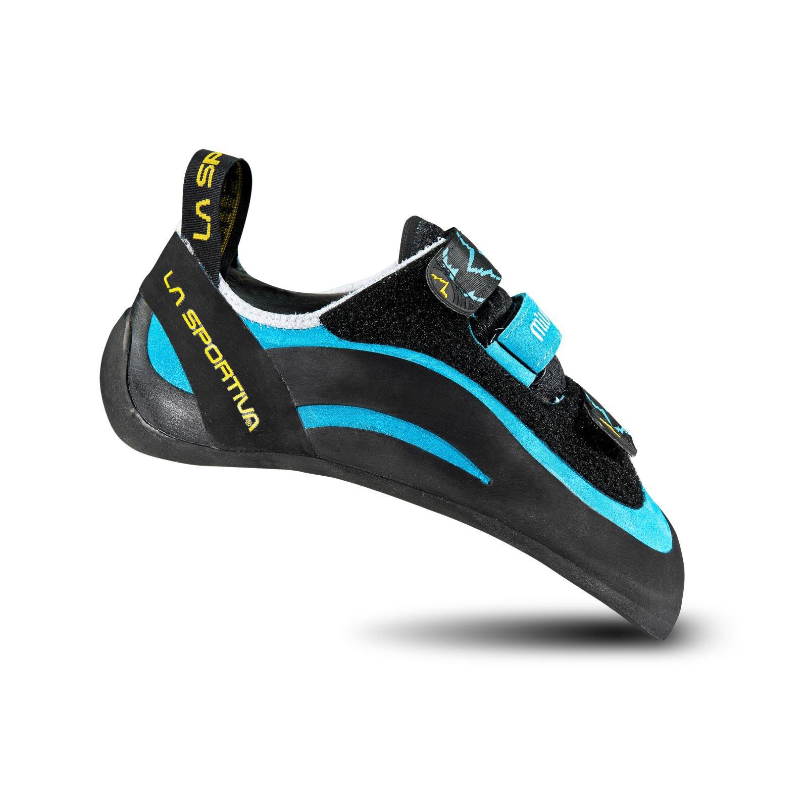 La Sportiva Miura VS Women's Climbing Shoe, Blue, 38 by La Sportiva