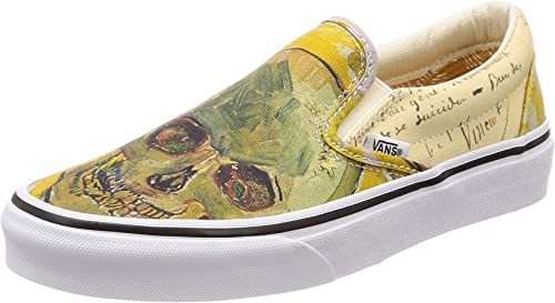 Vans Van Gogh Slip On Skull Buy Clothes Shoes Online