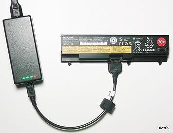 Cargador de batería externo para Lenovo ThinkPad T410, T410i
