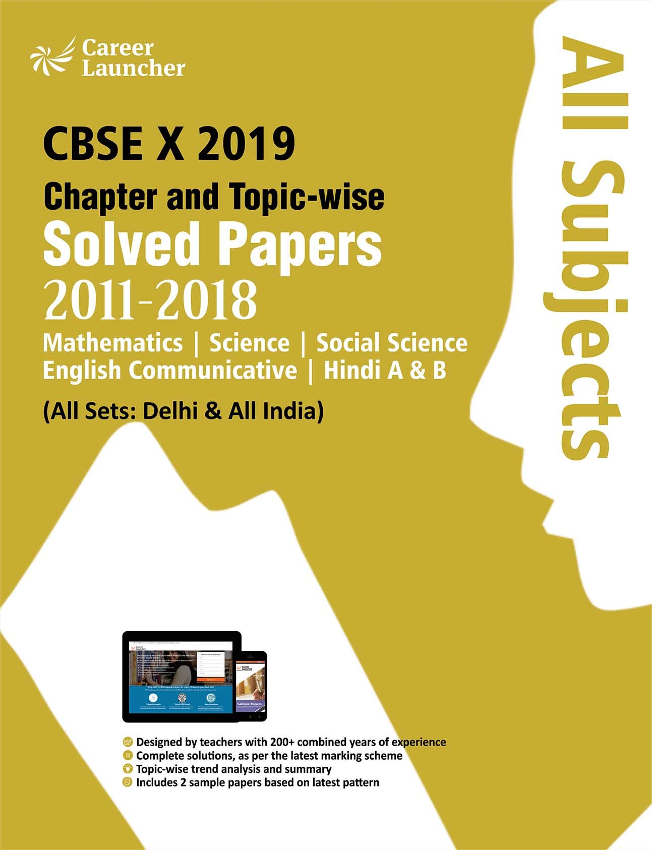 CBSE Class X 2019 - Chapter and Topic-wise Solved Papers 2011-2018