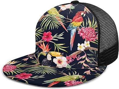 Sun Hats Plant and Fish Mens Washed Twill Baseball Cap Adjustable