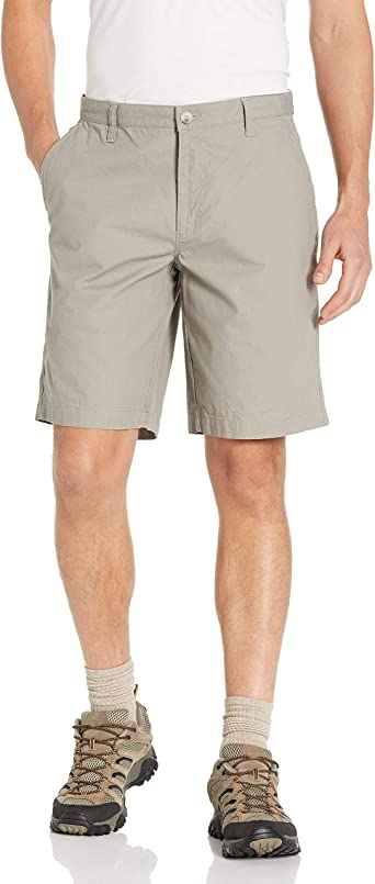 "Columbia Men/'s Barracuda Killer Shorts Size 30 Khaki Tan PFG Fishing 10/"" Inseam"